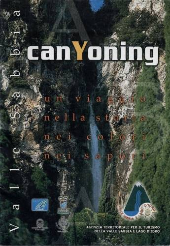 Canyoning valle Sabbia (fascicule)