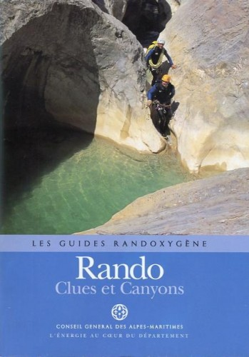 Clues & Canyons - Les guides Randoxygène