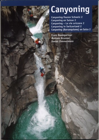Canyoning en Suisse 2