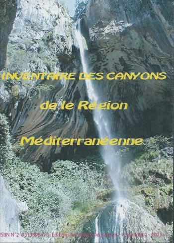 CDROM - Inventaire des canyons méditérannéens