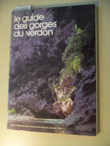 Le Guide des gorges du Verdon