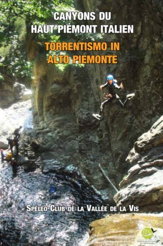 Canyons du Haut Piemont italien