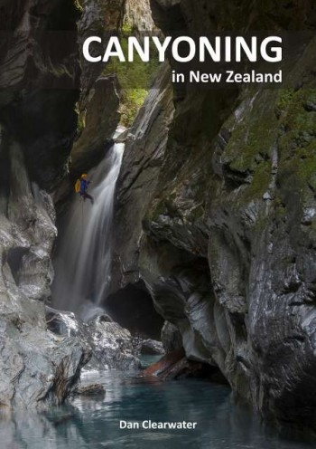 Canyoning in New Zealand