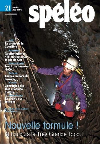 Spéléo Magazine 21