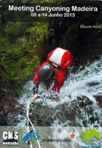Meeting Canyoning Madeira 2015