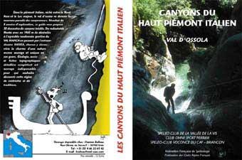 Canyons du Haut Piémont Italien - Val d'Ossola