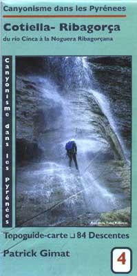 Carte N°4 - Cotiella Ribagorza : du rio Cinca à la Noguera Ribagorzana.