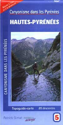 Carte N°5 - Hautes Pyrénées